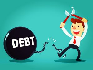 how to overcome debt