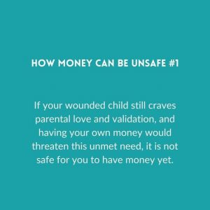 how money is unsafe